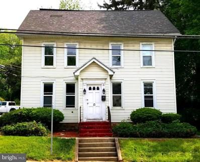 13 N Morris Street, Shippensburg, PA 17257 - #: PACB135002