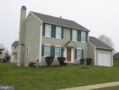 213 Thornridge Drive, Thorndale, PA 19372 - MLS#: PACT285272