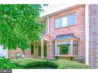 72 Militia Hill Drive, Chesterbrook, PA 19087 - #: PACT416698