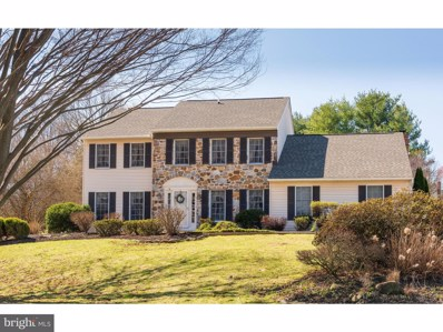 1643 Bow Tree Drive, West Chester, PA 19380 - #: PACT465824