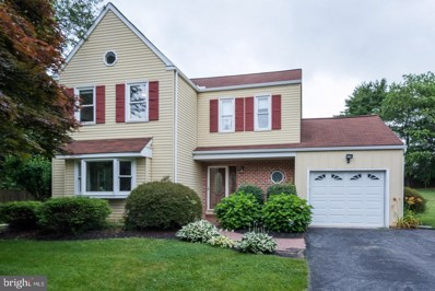 1222 Hamlet Hill Drive, West Chester, PA 19380 - #: PACT482812