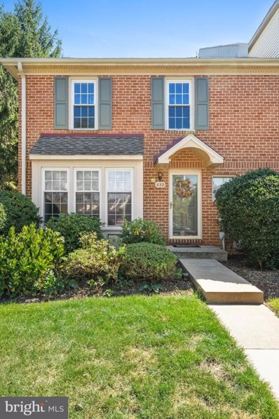 832 Durant Court, West Chester, PA 19380 - #: PACT489232