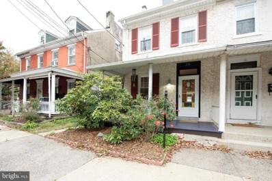 233 Morgan Street, Phoenixville, PA 19460 - MLS#: PACT493410