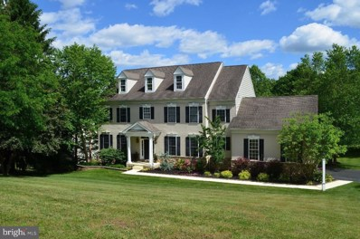 1134 Highgrove Drive, West Chester, PA 19380 - #: PACT495228