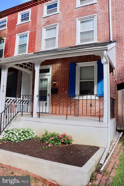 219 W Barnard Street, West Chester, PA 19382 - MLS#: PACT496158