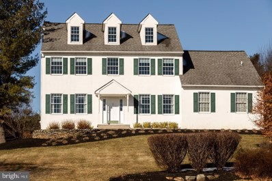 7 Birchrun Terrace, Chester Springs, PA 19425 - #: PACT496466