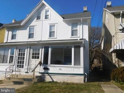 741 Merchant Street, Coatesville, PA 19320 - #: PACT499572