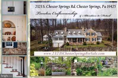 2323 S Chester Springs Road, Chester Springs, PA 19425 - #: PACT504568