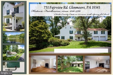 751 Fairview Road, Glenmoore, PA 19343 - #: PACT505040