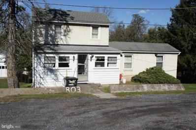 803 Maurer Road, Pottstown, PA 19465 - MLS#: PACT517864