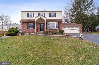 816 Halvorsen Drive, West Chester, PA 19382 - #: PACT527536