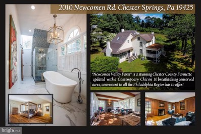 2010 Newcomen Road, Chester Springs, PA 19425 - #: PACT537274