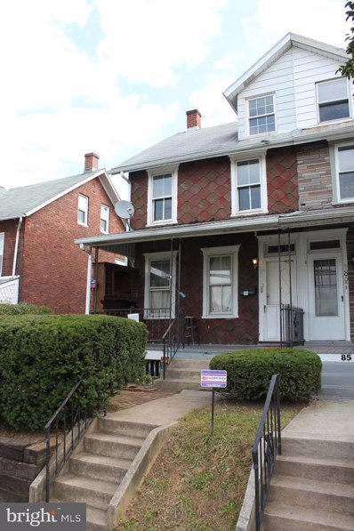 83 S 5TH Avenue, Coatesville, PA 19320 - #: PACT539236