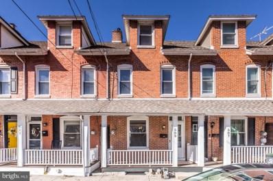 509 Washington Avenue, Phoenixville, PA 19460 - #: PACT539290