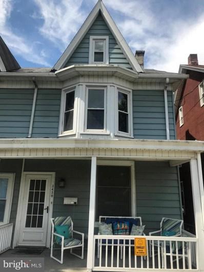 3430 N 6TH Street, Harrisburg, PA 17110 - #: PADA102726