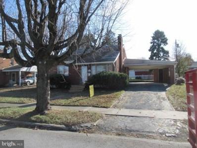 5023 Mauretania Avenue, Harrisburg, PA 17109 - MLS#: PADA103064
