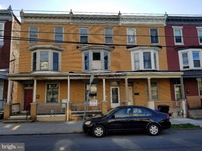 24 S 17TH Street, Harrisburg, PA 17104 - MLS#: PADA103074