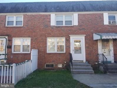 2461 Harris Terrace, Harrisburg, PA 17104 - MLS#: PADA105818