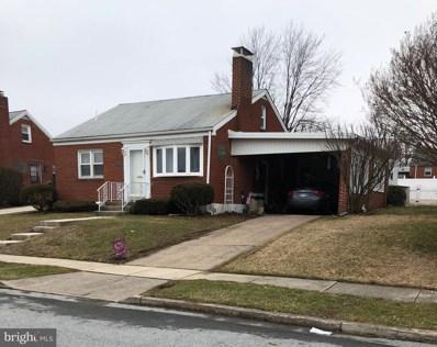 4908 Constitution Avenue, Harrisburg, PA 17109 - MLS#: PADA106246