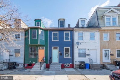 237 Hummel Street, Harrisburg, PA 17104 - #: PADA106282