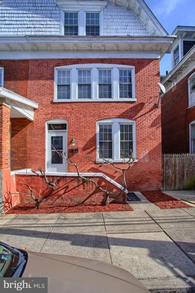 2231 Penn Street, Harrisburg, PA 17110 - #: PADA107002