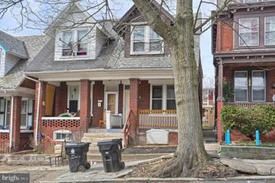 1826 Chestnut Street, Harrisburg, PA 17104 - #: PADA107534