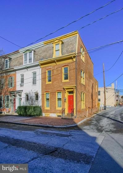 118 Calder Street, Harrisburg, PA 17102 - MLS#: PADA107602
