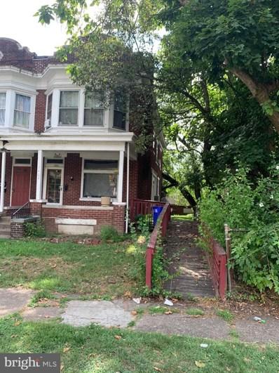 2402 N 5TH Street, Harrisburg, PA 17110 - #: PADA107900