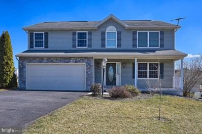 3106 Braeburn Lane, Harrisburg, PA 17110 - #: PADA107984