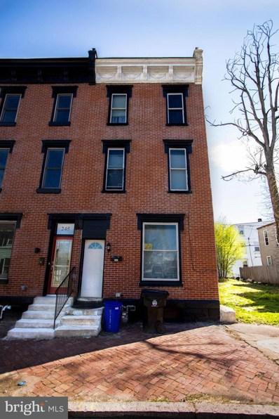247 Hummel Street, Harrisburg, PA 17104 - #: PADA109382