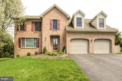 935 Sunny Hill Lane, Harrisburg, PA 17111 - #: PADA109504
