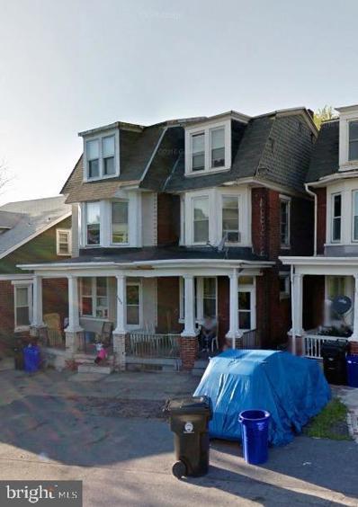 1904 Walnut Street, Harrisburg, PA 17103 - #: PADA109818