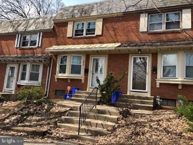 606 Fillmore Street, Harrisburg, PA 17104 - #: PADA110396