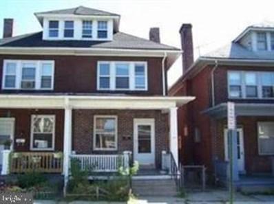 1913 Mulberry, Harrisburg, PA 17101 - #: PADA110538
