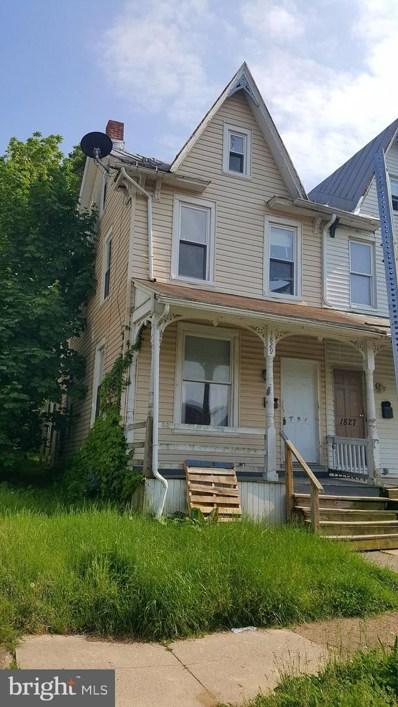 1829 Briggs Street, Harrisburg, PA 17103 - MLS#: PADA110758