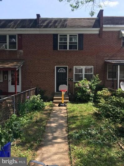 1233 Rolleston Street, Harrisburg, PA 17104 - #: PADA110782