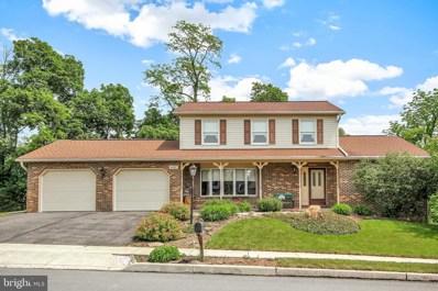 4142 Wimbledon Drive, Harrisburg, PA 17112 - #: PADA111068