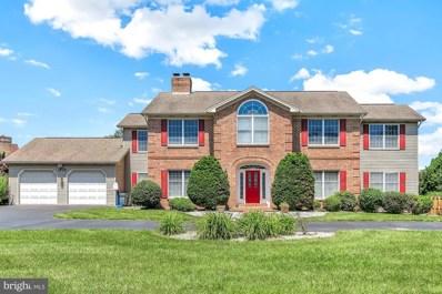 1626 Berkshire Lane, Harrisburg, PA 17111 - #: PADA111082