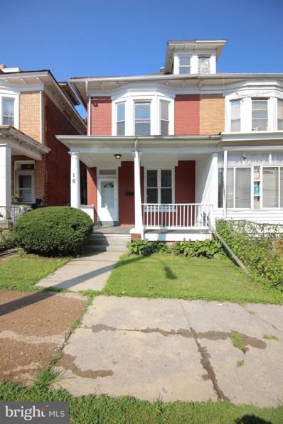 16 S 19TH Street, Harrisburg, PA 17104 - #: PADA112646