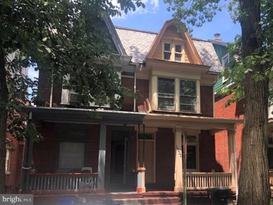 1932 Chestnut Street, Harrisburg, PA 17104 - #: PADA112952