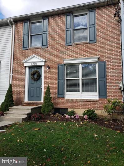 4710 Royal Avenue, Harrisburg, PA 17109 - #: PADA113734