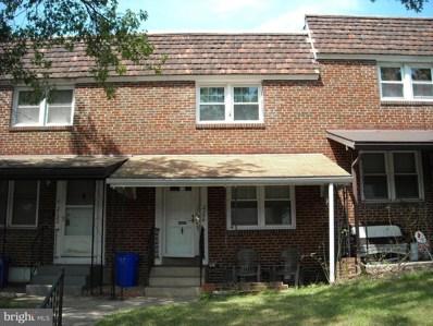 2154 Berryhill Street, Harrisburg, PA 17104 - #: PADA113770