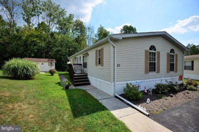 27 Meadow Run Place, Harrisburg, PA 17112 - #: PADA113936