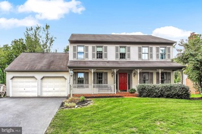 2136 Southpoint Drive, Hummelstown, PA 17036 - #: PADA114168