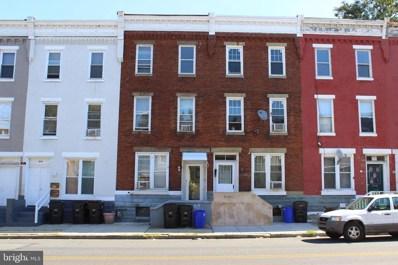 2133 N 4TH Street, Harrisburg, PA 17110 - #: PADA114804