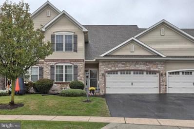 202 Brookridge Court, Harrisburg, PA 17112 - #: PADA116330