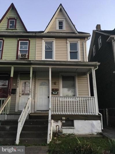1837 Briggs Street, Harrisburg, PA 17103 - #: PADA116470