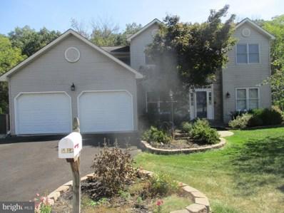 5818 Barnsley Drive, Harrisburg, PA 17111 - #: PADA116508