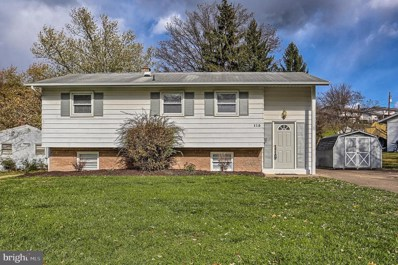 115 Greenwood Drive, Middletown, PA 17057 - MLS#: PADA116562