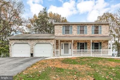 4404 Berkley Street, Harrisburg, PA 17109 - #: PADA116680